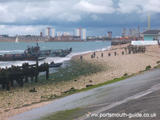 D-Day 65 Events in Portsmouth