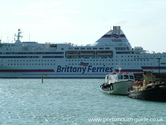 Portsmouth Ferry Port