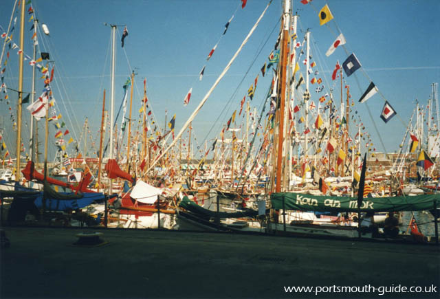 International Festival Of The Sea Portsmouth 1998