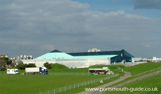 The pyramids centre for Pyramid swimming pool portsmouth